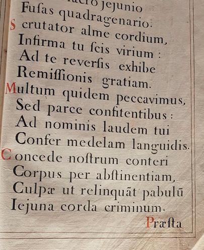 pieta hymn book
