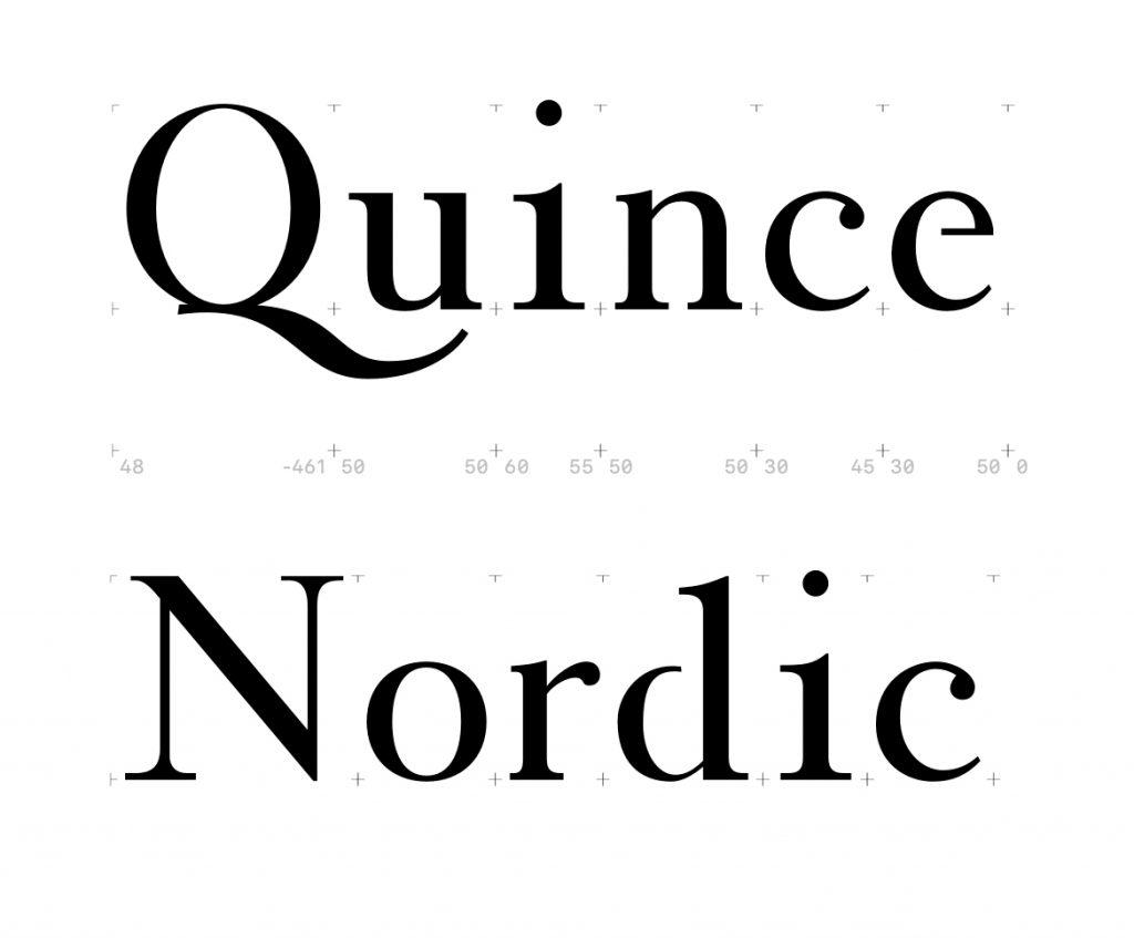 pieta typeface example